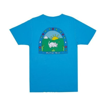 Two Nermals T-Shirt | Blue