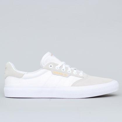 adidas 3MC Shoes Footwear White / Crystal White / Gold Metallic