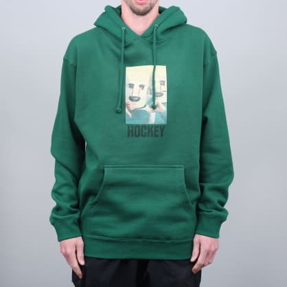 Hockey Baghead Hood Dark Green