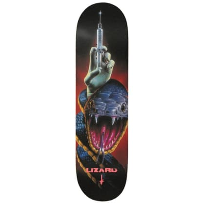 Deathwish Skateboards Lizard King Killers Skateboard Deck - 8.25