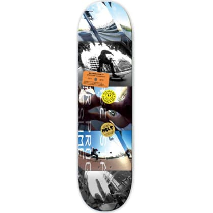 The National Gregoire Cuadrado Blobystation Deck - 8.375""
