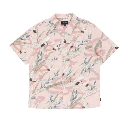 Brixton Lovitz II Shirt - Dusty Pink