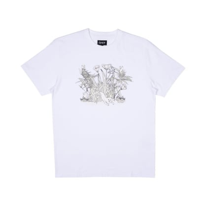 Rip N Dip - Nerm Paradise T-Shirt - White / UV Ink