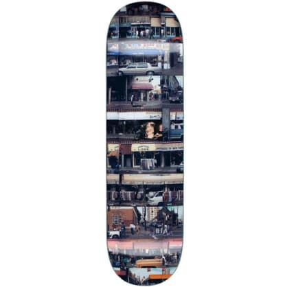 Hockey Skateboards Andrew Allen Dirty Boulevard Deck - 8.38