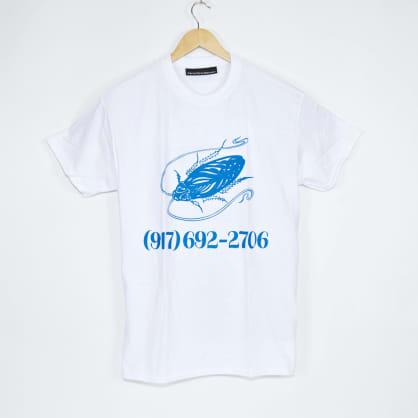 Call Me 917 - Pest T-Shirt - White