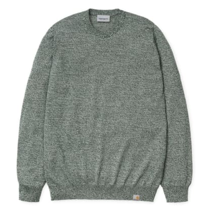 Carhartt Toss Sweater - Tasmania/Broken White