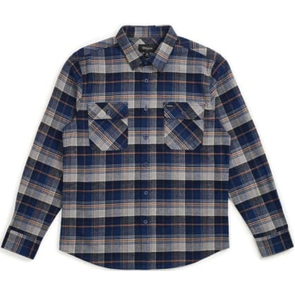Bowery Flannel | Blue