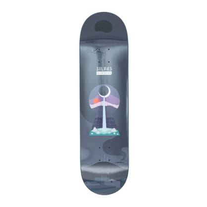 Numbers Edition 6 Series 1 Miles Silvas Deck - 8.28""