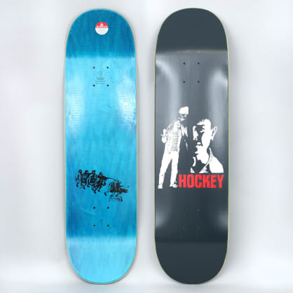 Hockey 8.38 Donovan Piscopo Donny Friend Skateboard Deck Navy
