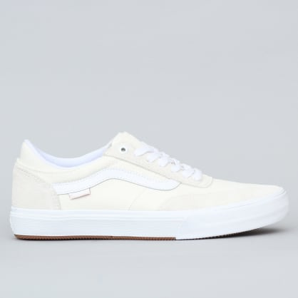 Vans Gilbert Crockett 2 Pro Shoes Marshmallow / True White
