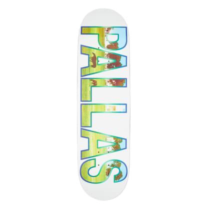 "Palace ""PALLAS"" Skateboard deck 8.6"""