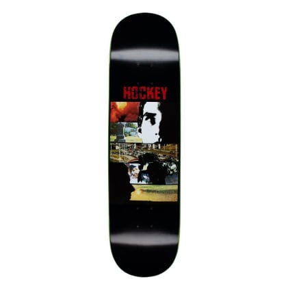 Hockey Skateboards John Fitzgerald John's Book Deck - 8.5