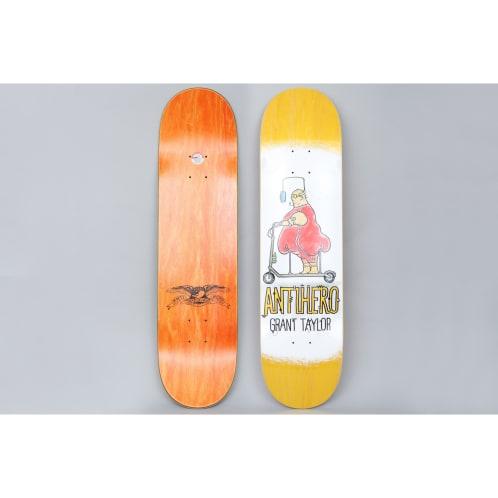 Anti Hero 8.06 Taylor Electric Luxuries Skateboard Deck