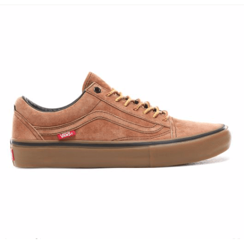 Vans X Anti Hero Old Skool Skateboarding Shoes - Cardiel/Camel