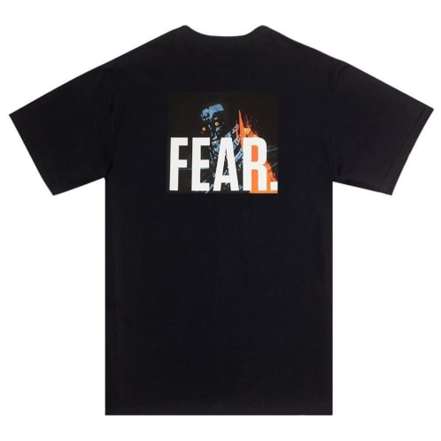 Fucking Awesome Fear T-Shirt - Black
