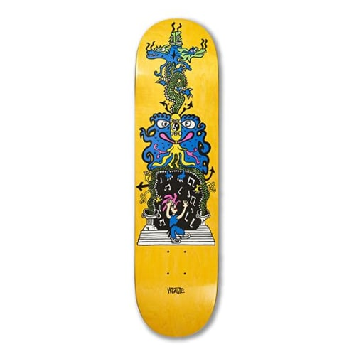 Polar Hjalte Halberg Dragon Gate Deck 8.25""
