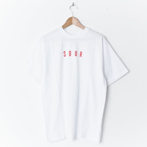 Sour Army White/Red
