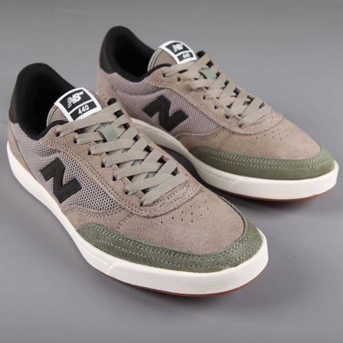 New Balance Numeric '440' Skate Shoes (Olive / Black)