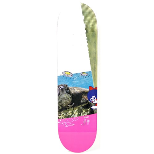 Scumco & Sons Brian Downey Turtlutz Deck - 8.25""