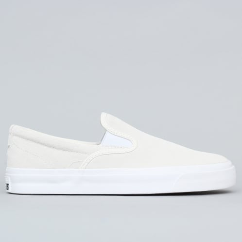 Converse One Star CC Slip Shoes Egret / Navy / White
