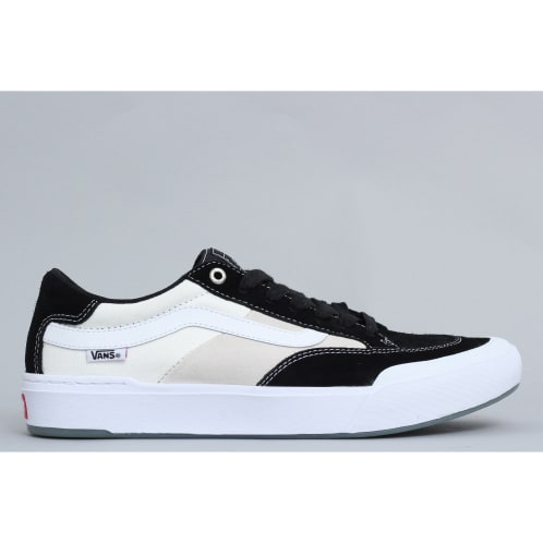 f66c262a81e05d Vans Berle Pro Shoes Black   White