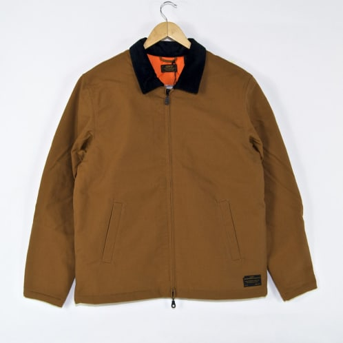 Levi's Skateboarding Collection - Mechanics Jacket - Dark Ginger