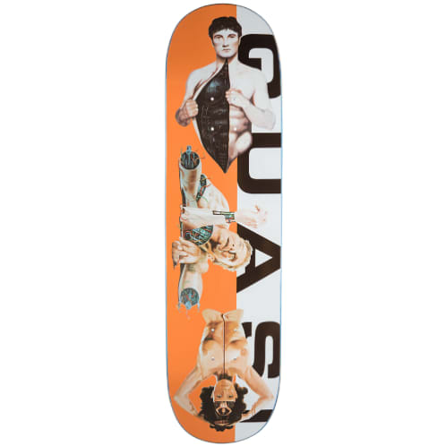 Quasi Skateboards Cyborg Two Deck - 8.5