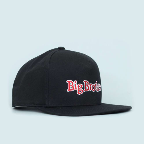 DC Big Brother Snapback Cap Black