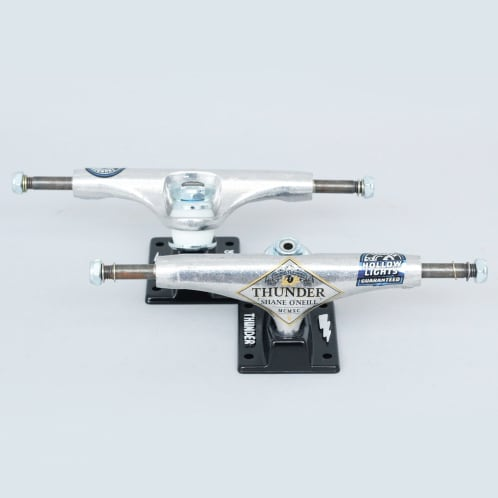 Thunder 149 O'Neill Premium Hollow Lights Trucks Polished / Black (Pair)