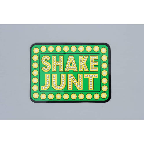 Shake Junt Sticker