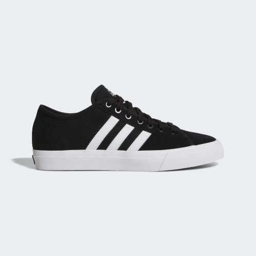 Adidas Matchcourt RX Shoes - Core Black/FTWR White/Core Black