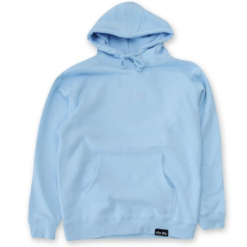 Fifty Fifty Tonal Hood Baby Blue