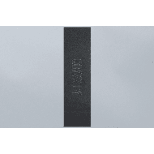 Grizzly Removable Stamp Griptape Black