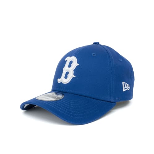 New Era League Essential Boston Red Sox 9FORTY Cap - Royal Blue