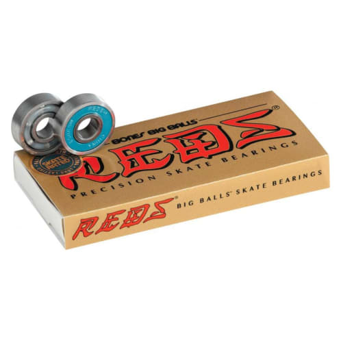 Big Balls Reds Bearings.