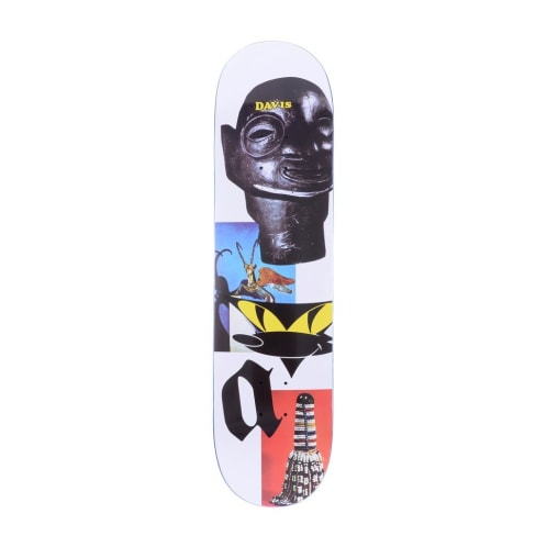 Quasi Davis 'Cat' One Skateboard Deck 8""