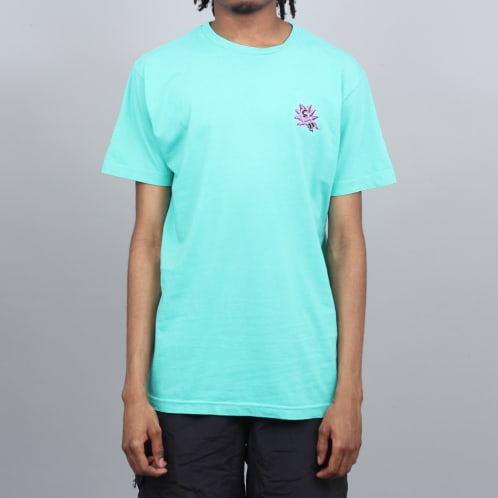 RIPNDIP Tucked In T-Shirt Teal