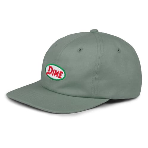 Dime Gas Hat Green