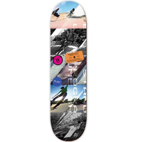 """The National Josh Young Baghead Flats Deck - 8.375"""""""
