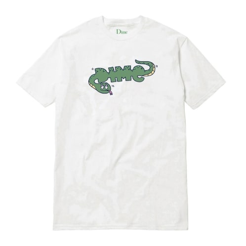 Dime MTL Big Gulp T-Shirt - White