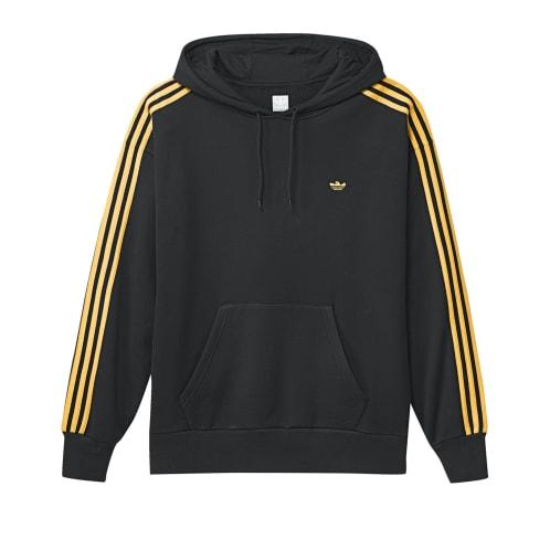 Adidas Mini Shmoo Hooded Sweatshirt - Black/Gold