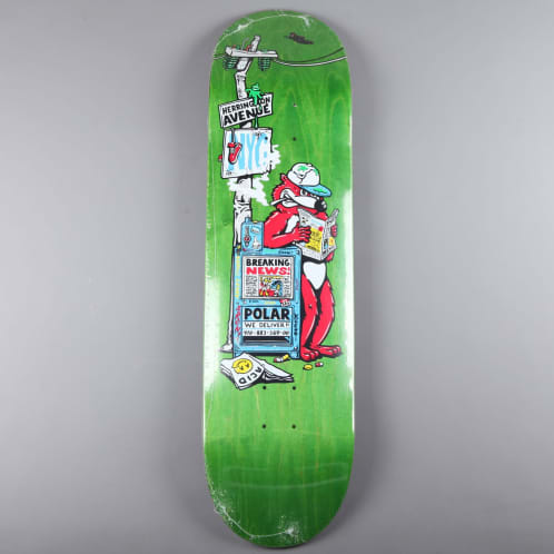 "Polar 'Aaron Herrington Breaking News' 8.5"" Deck"