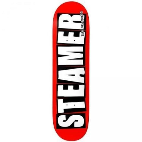 "Baker ""Elissa Logo Red"" Skateboard Deck 8"""