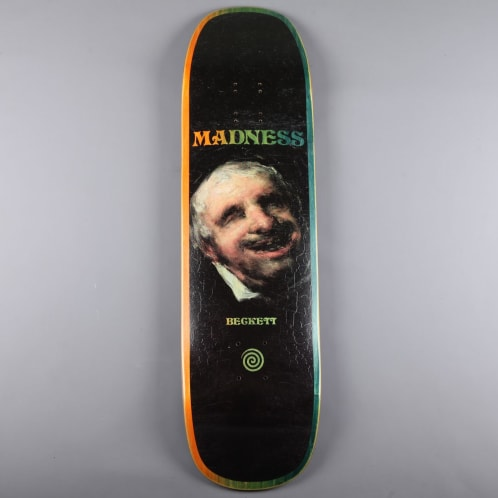"Madness 'Sam Beckett Paquete' 8.75"" Deck"