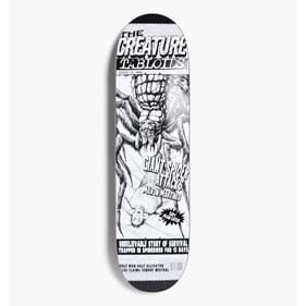 Creature Martinez Tabloid Pro Deck - 8.5""