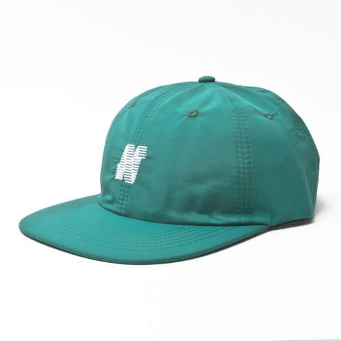North Magazine N Logo Cap Teal