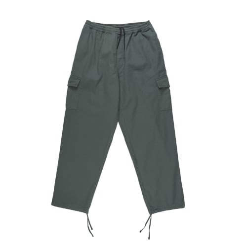 Polar Cargo Pants - Grey green