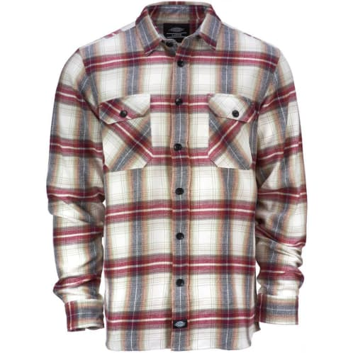 Dickies Canaan Shirt - Red
