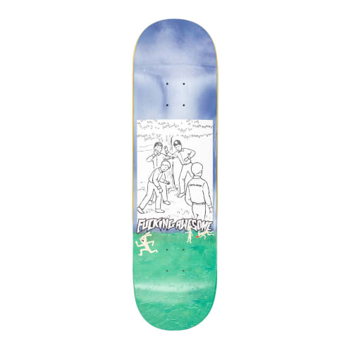 Fucking Awesome Recess Deck - 8.5""
