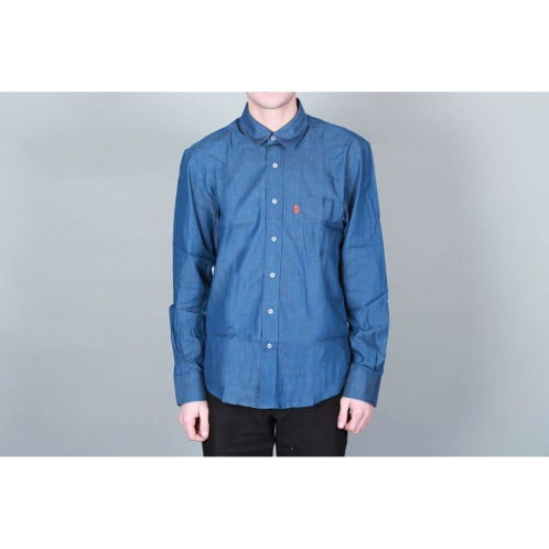 DQM F.M Denim Shirt Indigo